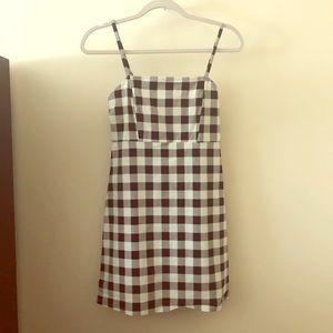 Forever 21 Gingham Summer Dress